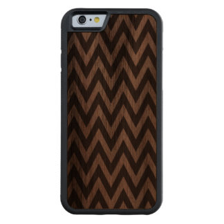 Caso de parachoques de madera de Iphone 6 de la Funda De iPhone 6 Bumper Nogal