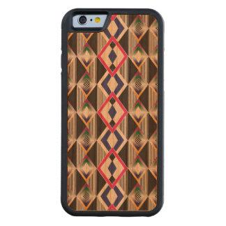 caso de parachoques geométrico del iPhone 6 Funda De iPhone 6 Bumper Cerezo