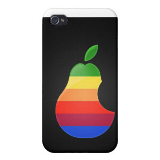 Caso de Pearphone iPhone 4 Funda
