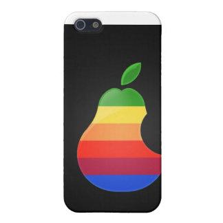 Caso de Pearphone iPhone 5 Carcasas