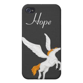 Caso de Pegaso iphone4 iPhone 4/4S Funda