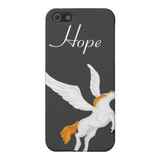 Caso de Pegaso iphone4 iPhone 5 Carcasas