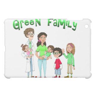 caso de pensamiento greenfamily orgánico del ipad