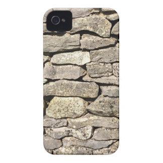 Caso de piedra del iPhone 4 iPhone 4 Case-Mate Protector