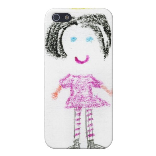 Caso de Pixxi LaTouche Iphone iPhone 5 Carcasas