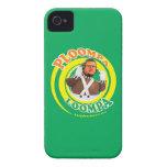 ¡Caso de Ploompaloompa para el iPhone 4! (Verde) iPhone 4 Case-Mate Cárcasa