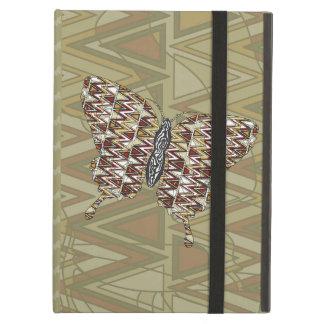 Caso de Powis del iPad de Swallowtail del africano