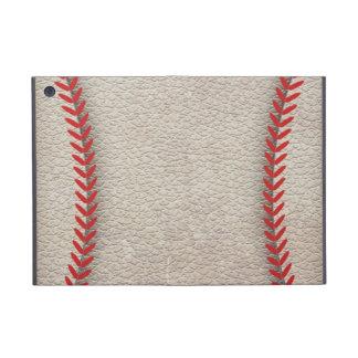 Caso de Powis del iPad del primer del béisbol mini iPad Mini Fundas