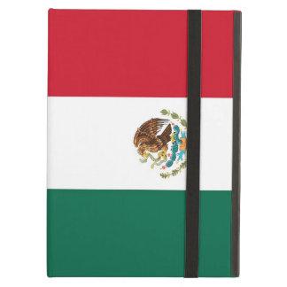 Caso de Powis Ipad con la bandera de México