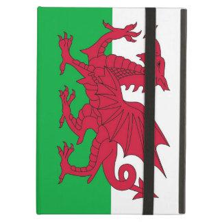 Caso de Powis Ipad con la bandera de País de Gales