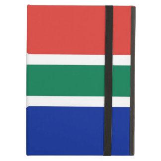 Caso de Powis Ipad con la bandera de Suráfrica