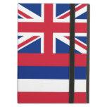 Caso de Powis Ipad con la bandera del estado de Ha