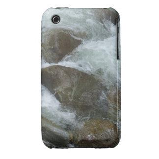 Caso de precipitación del iPhone 3 del agua iPhone 3 Cobertura