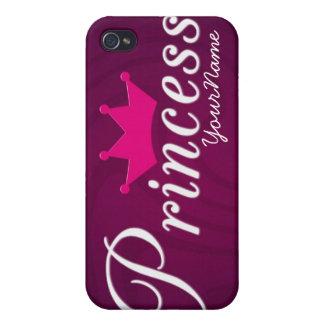 Caso de princesa Iphone 4 iPhone 4 Fundas