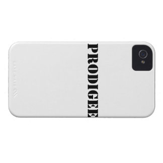 Caso de Prodigee Iphone 4 iPhone 4 Case-Mate Cobertura