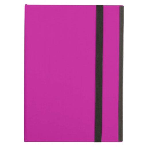 Caso de Prowis del iPad de las rosas fuertes