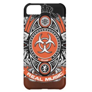 caso de RealMusic del abejón del iPhone 5 Carcasa Para iPhone 5C