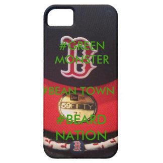 CASO DE RED SOX IPHONE iPhone 5 PROTECTORES