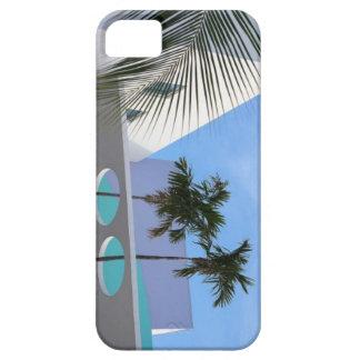 Caso de relajación del iPhone 5/5s de las palmeras iPhone 5 Case-Mate Coberturas