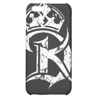 Caso de rey Duce Hard Shell para el iPhone 4 4S