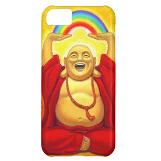 Caso de risa afortunado del iPhone 5 de Buda del a