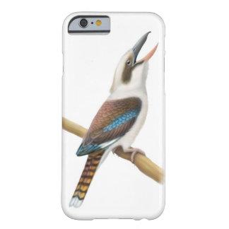 Caso de risa del iPhone 6 de Kookaburra Funda De iPhone 6 Barely There
