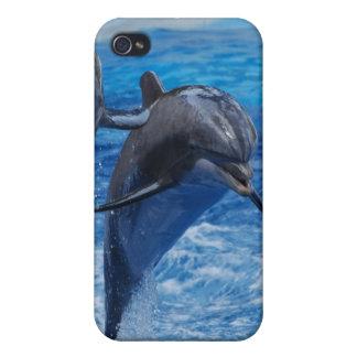 Caso de salto del iPhone 4 del delfín iPhone 4 Cobertura