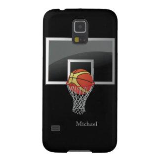 Caso de Samsung S2 de la bola del tablero trasero Funda Para Galaxy S5