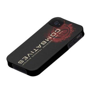 Caso de SDTS COMBATIVES™ IPhone iPhone 4/4S Carcasas