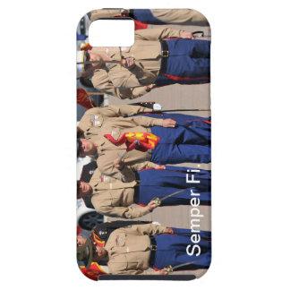 Caso de Semper Fi IPhone iPhone 5 Cárcasa