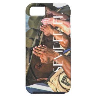 Caso de Semper Fi Iphone iPhone 5 Funda