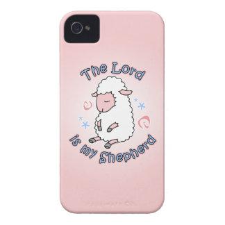 Caso de señor Is My Shepherd Case-Mate iPhone 4 Protector