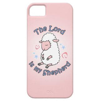 Caso de señor Is My Shepherd Case-Mate iPhone 5 Fundas