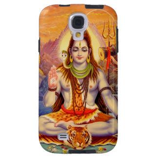 Caso de señor Shiva Meditating Samsung Galaxy S4