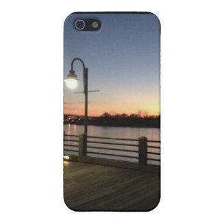 Caso de Shell duro cabido mota para iphone4 iPhone 5 Funda