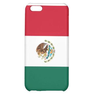 Caso de Shell duro de la bandera mexicana para el