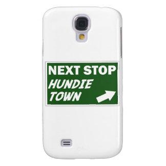 Caso de Shell duro de la ciudad de Hundie para el  Funda Para Galaxy S4