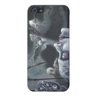 Caso de Shell duro para el iPhone 4 iPhone 5 Protector