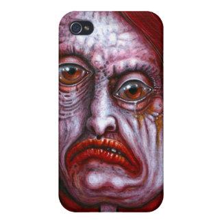 Caso de Shell duro para el iPhone 4 iPhone 4 Carcasa