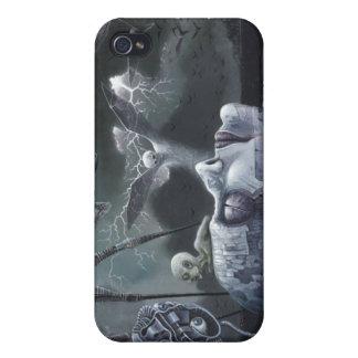 Caso de Shell duro para el iPhone 4 iPhone 4 Funda