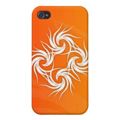 Caso de Shell duro para el iPhone 4 - Pheonix anar iPhone 4/4S Carcasa