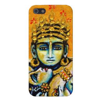 Caso de Shiva y de Shakti Iphone 5 iPhone 5 Protector