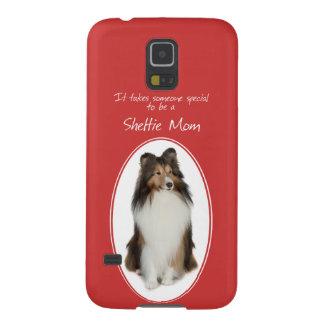 Caso de Smartphone de la mamá de Sheltie