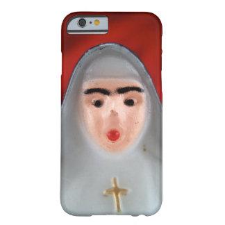 Caso de Smartphone de la monja Funda Barely There iPhone 6