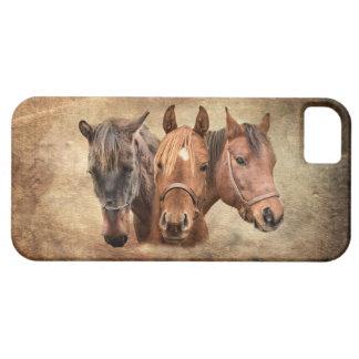Caso de Smartphone del caballo iPhone 5 Carcasas
