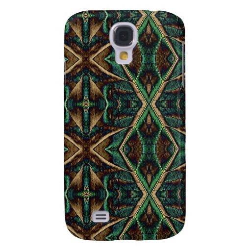 Caso de Snakeskin iPhone3 Funda Para Galaxy S4