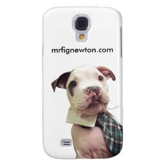 Caso de Sr. Fig Newton Samsung Galaxy s4 Funda Para Galaxy S4