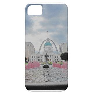 Caso de St. Louis Funda Para iPhone 5 Barely There