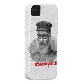 Caso de Steampunk Iphone 4 Case-Mate iPhone 4 Cobertura