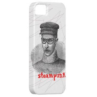 Caso de Steampunk Iphone 5 Funda Para iPhone 5 Barely There